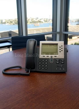 voip Panasonic phone installation