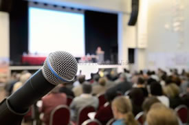 suffolk county conference microphones for business